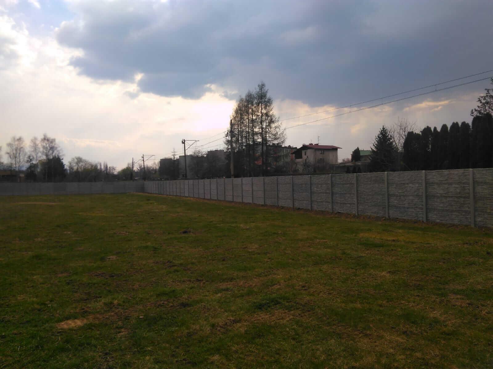 Ogrodzenia betonowe-1