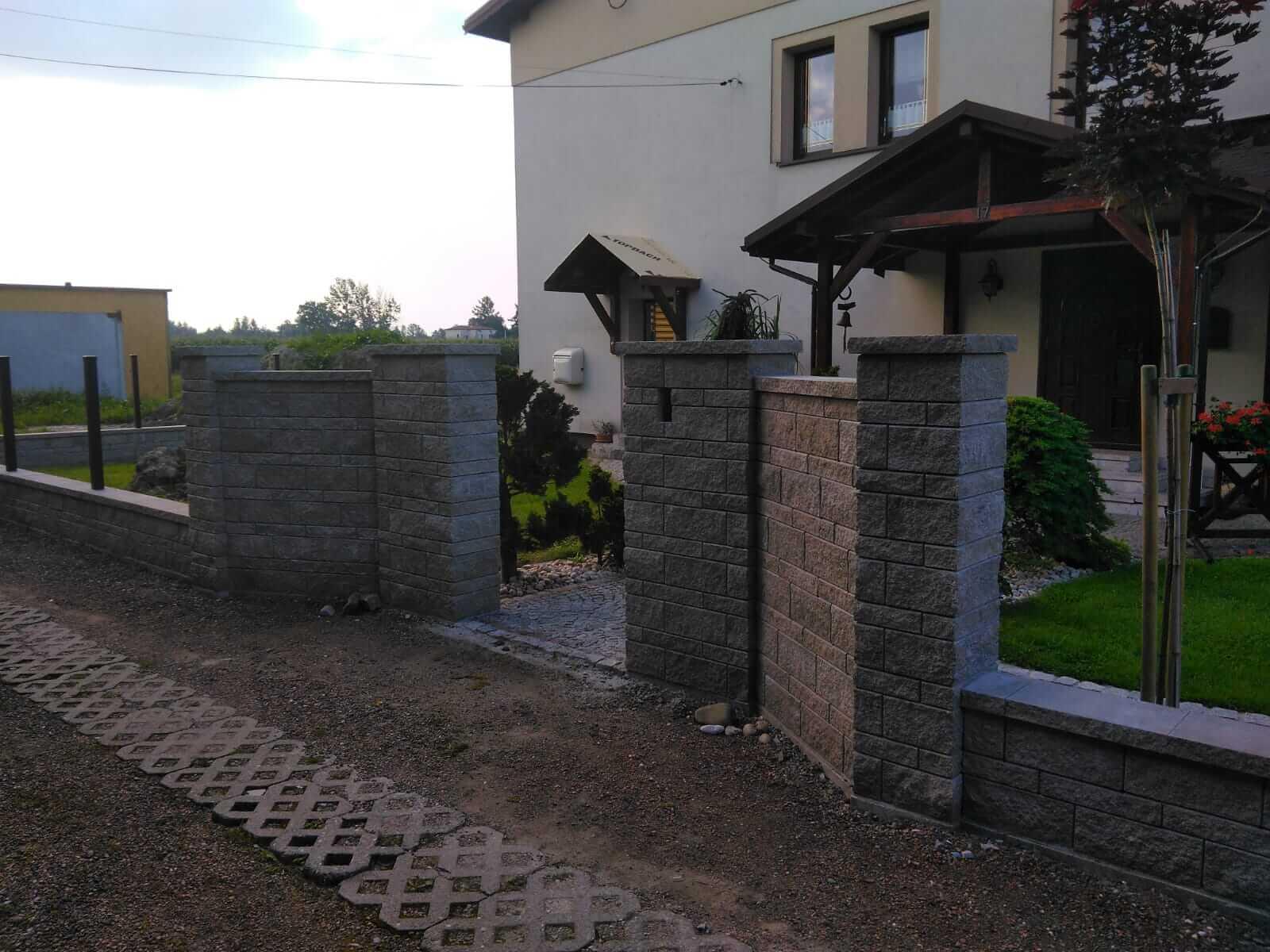 Ogrodzenia kamienne-4