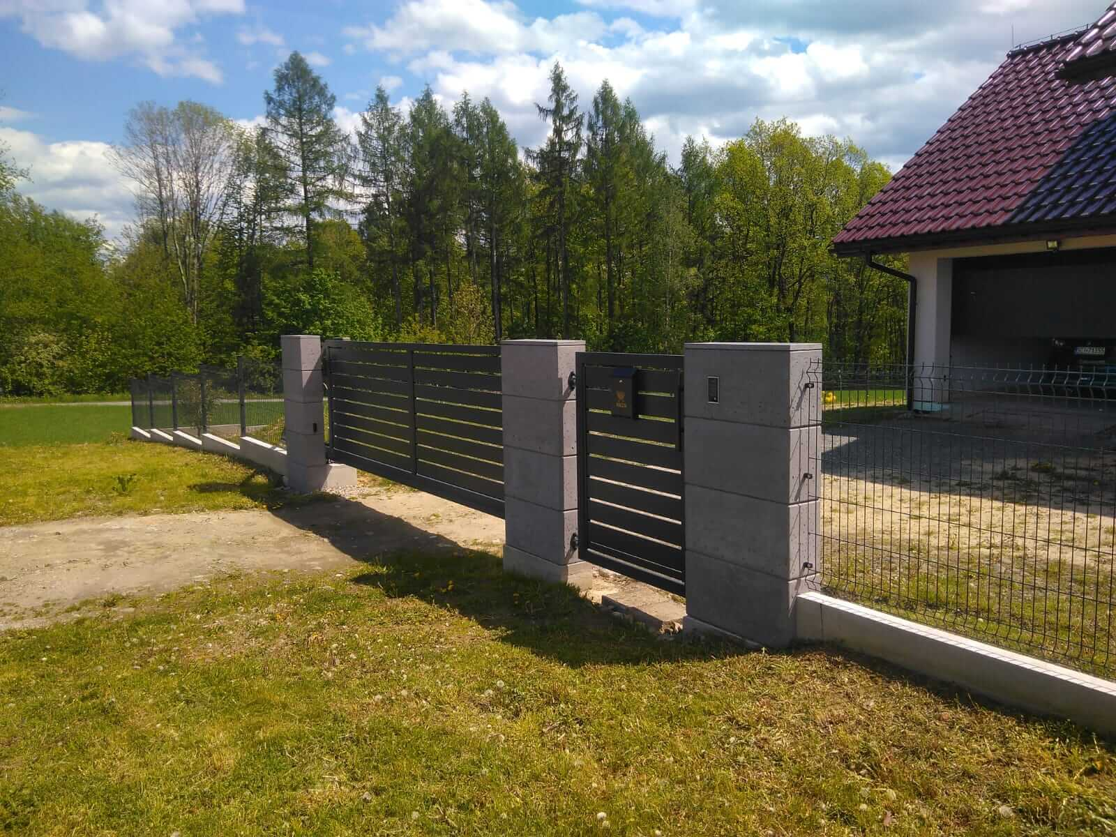 Ogrodzenia panelowe-7